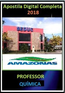 Apostila Seduc AM 2018 - PROFESSOR QUÍMICA