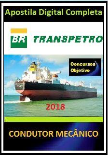 Apostila Transpetro 2018 - CONDUTOR MECÂNICO