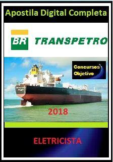 Apostila Transpetro 2018 - ELETRICISTA