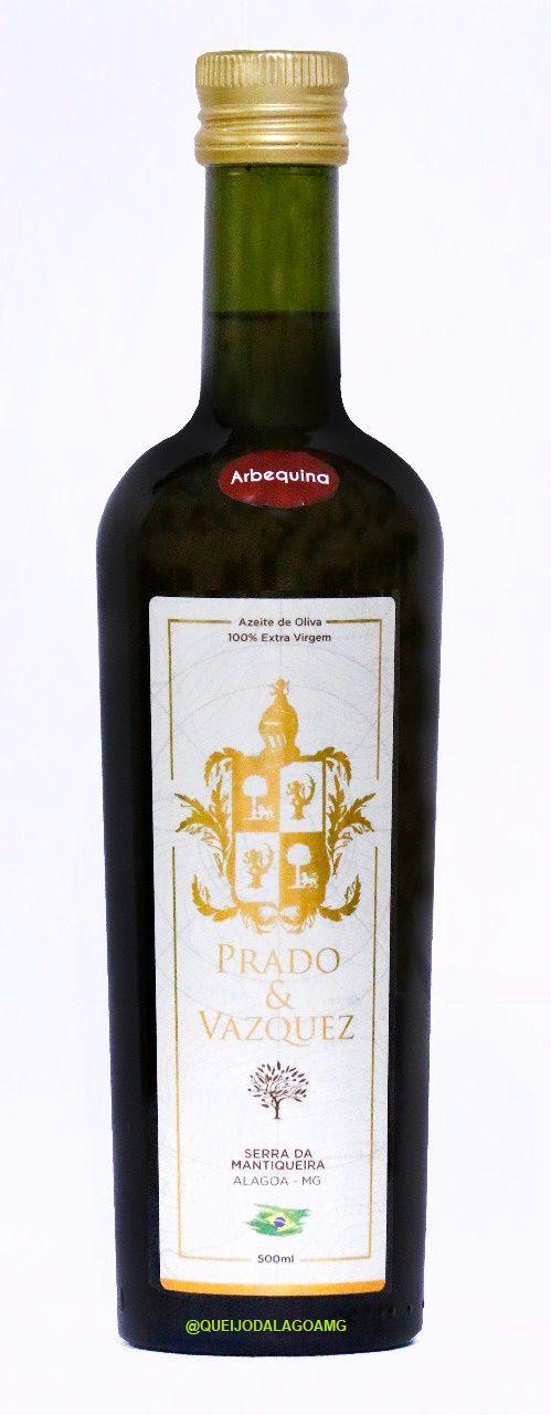 Azeite de Alagoa - Arbequina 500ml (Safra 2019) O Melhor Azeite do Hemisfério Sul (Expo Oliva)