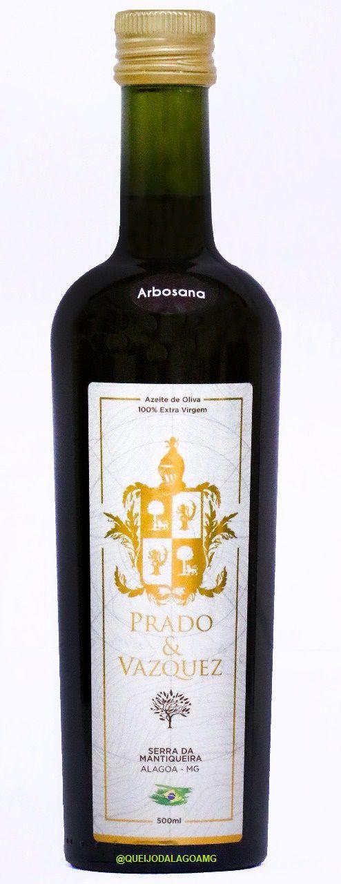 Azeite de Alagoa - Arbosana 500ml (Safra 2018)