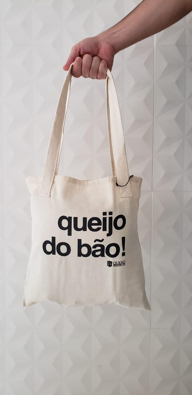 Bolsa Queijo do Bão | Ecobag Queijo d'Alagoa-MG com Queijo Alagoa Pequena  Premiado na França