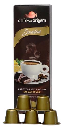 Cápsulas - Café da Origem Bourbon
