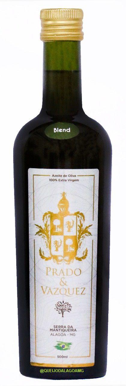 Azeite de Alagoa - BLEND 500ml (Safra 2018)