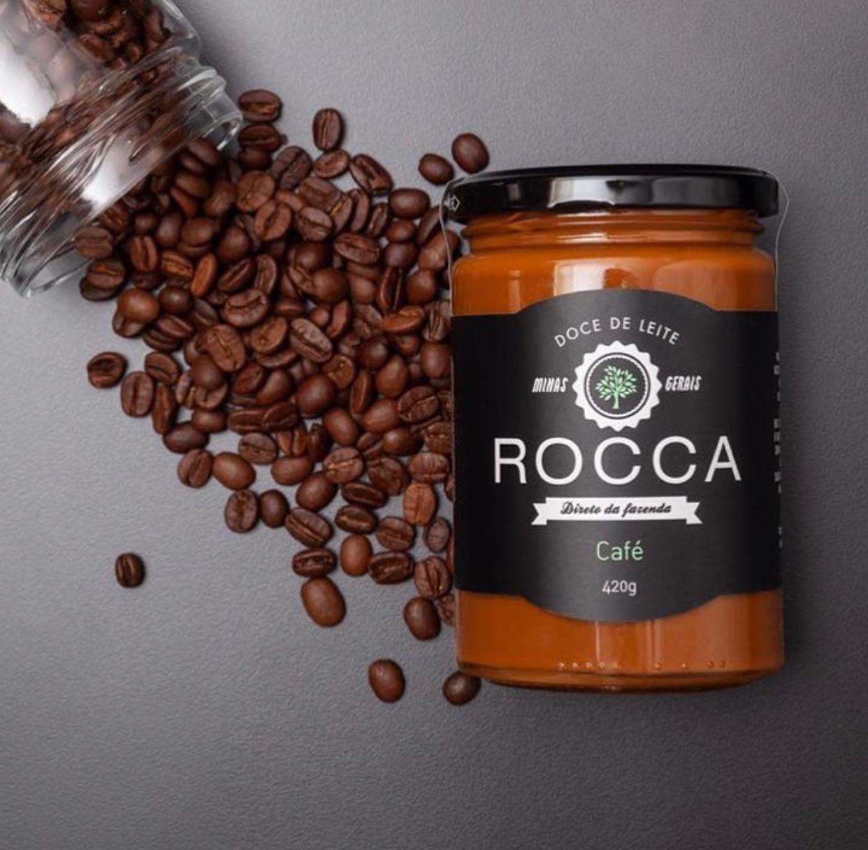 Doce de Leite com Café ROCCA