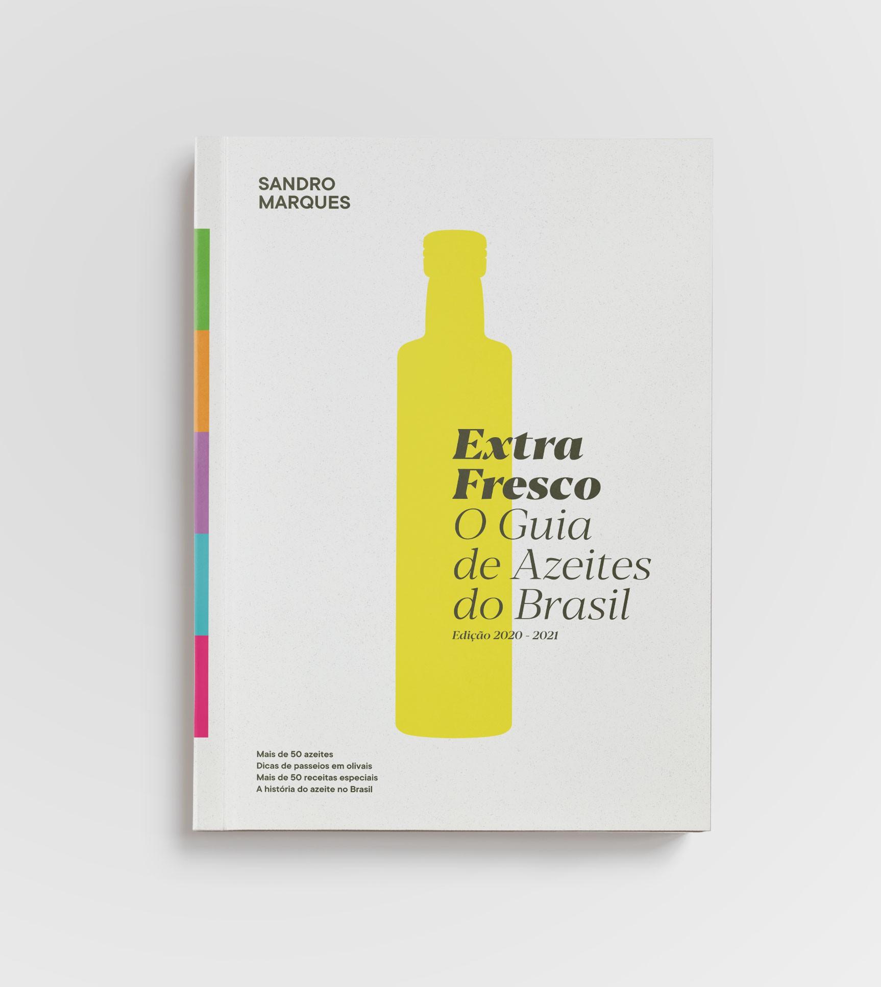 EXTRAFRESCO: O GUIA DE AZEITES DO BRASIL 2020-2021