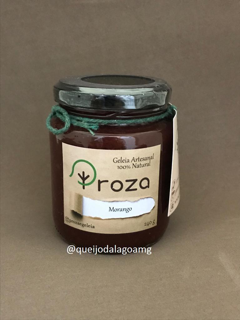 Geleia Artesanal Morango - PROZA