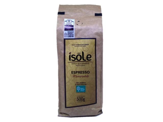 GRÃOS - Café Especial Ísole Memorabile