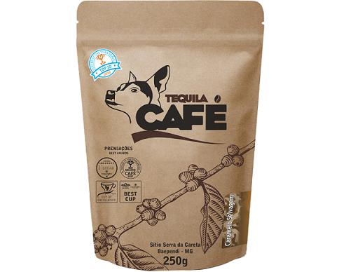 GRÃOS - Tequila Café Especial Caramelo Selvagem