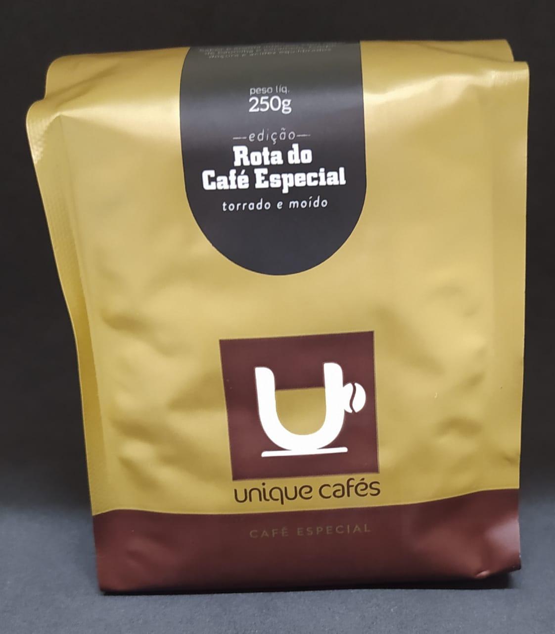 MOÍDO - Café Especial Águas da Mantiqueira de Minas (Rota do Café Especial)