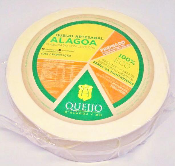 Queijo Alagoa Grande - Premiado na França!