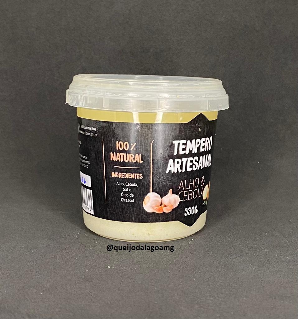 Tempero Artesanal Tithá - Alho & Cebola