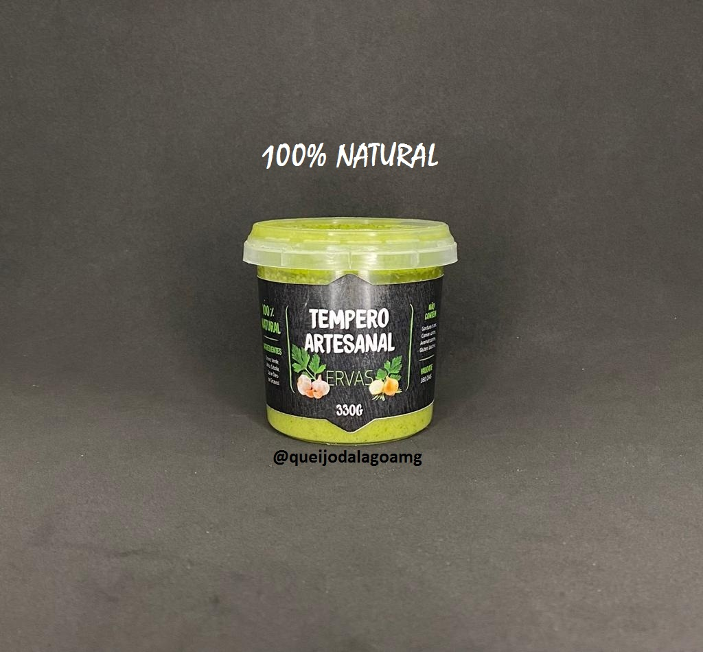 Tempero Artesanal Tithá - Ervas