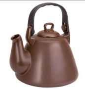 CHALEIRA TROPEIRO CHOCOLATE 2300ML CERAFLAME