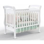 Berço Bambini Branco Fosco - Matic Móveis