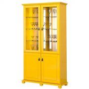 Cristaleira Monet Amarelo - Imcal