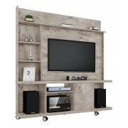 Home Theater Taurus Vanilla Rustico - Moveis Bechara