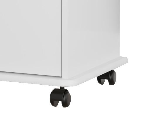 Armário Multiuso Toronto Branco - RV Móveis