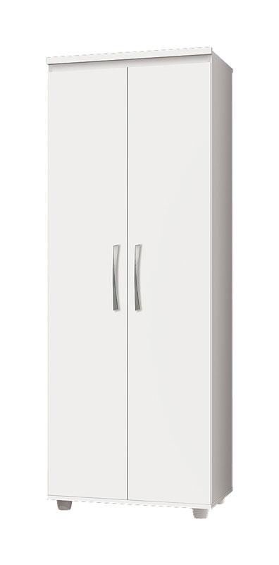 Armário Multiuso Verona Branco - Edn Móveis