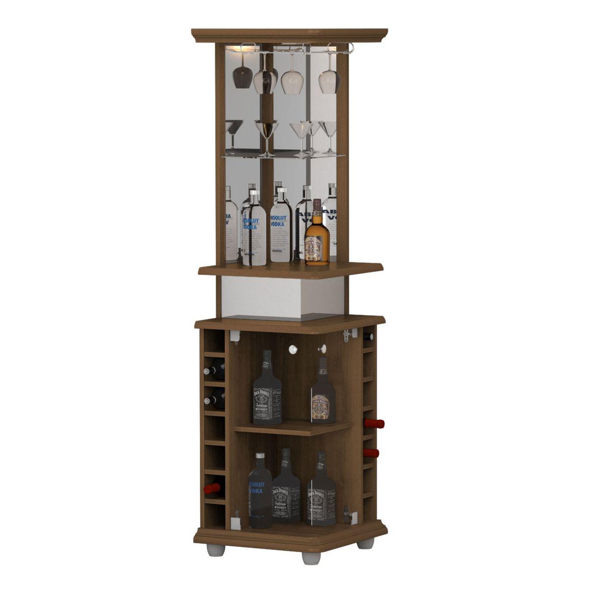 #634931 Bar De Canto Drink Imcal Móveisaqui R$ 459 99 em Mercado Livre 1200x1200 píxeis em Bar De Parede Para Sala De Estar