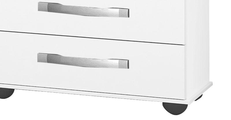 Comoda Barcelona Branco - Moveis Primus