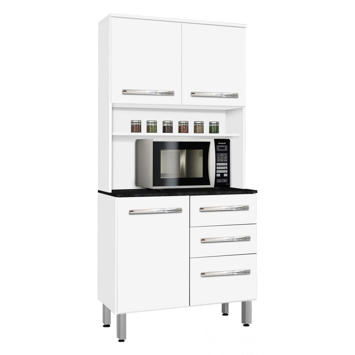 De Cozinha Branco Dicas Da Lucy Armrio De Cozinha Com Tampo Jade  ~ Balcão De Cozinha Colormaq Acoifa Pequena Para Cozinha