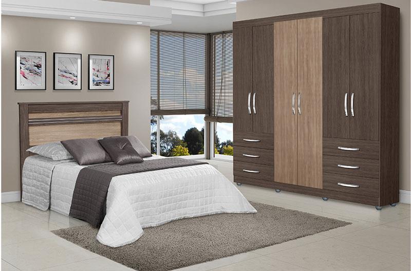 Dormit rio completo casal paris ip com avel tebarrot for Dormitorio completo