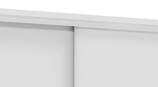 Guarda-Roupa Holanda 2 Portas de Correr Branco - Rv Móveis