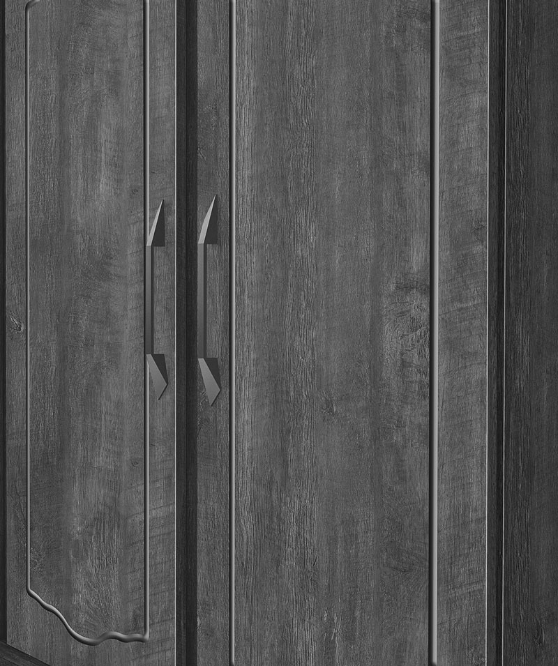 Guarda Roupa Triplex 4 Portas Topazio Terrarum - FabriMoveis