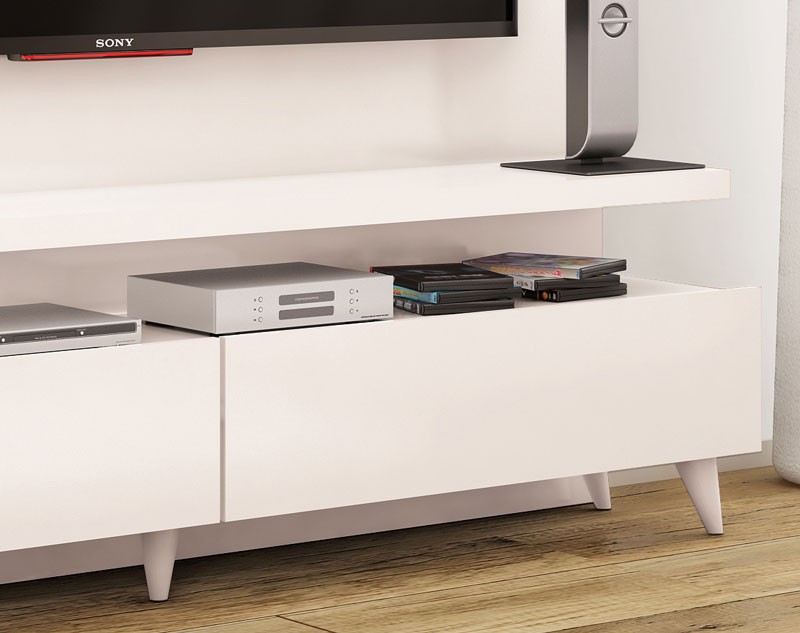 Home Theater Boss Off White 1.8 - Imcal