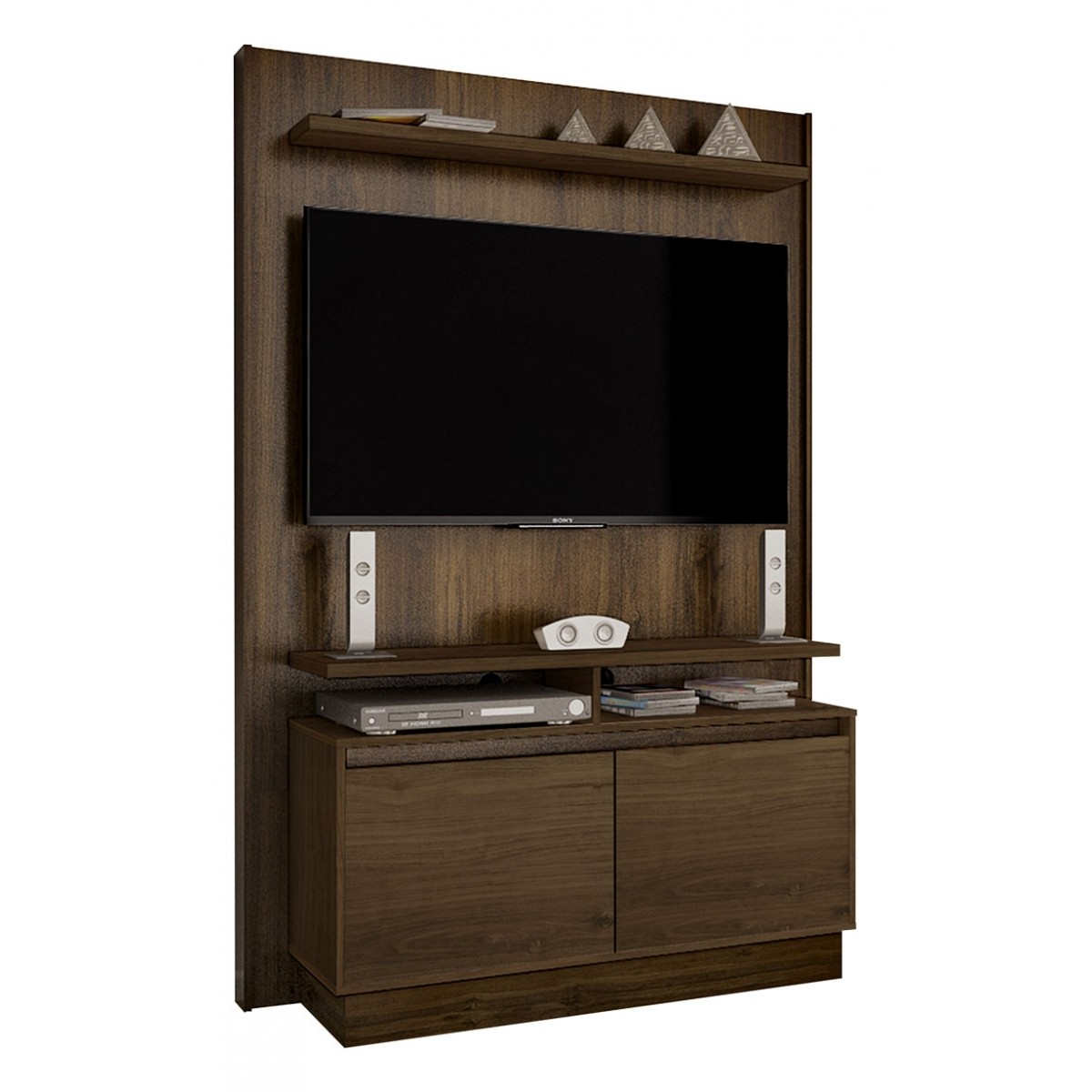 Home Theater Fit Imbuia - Imcal