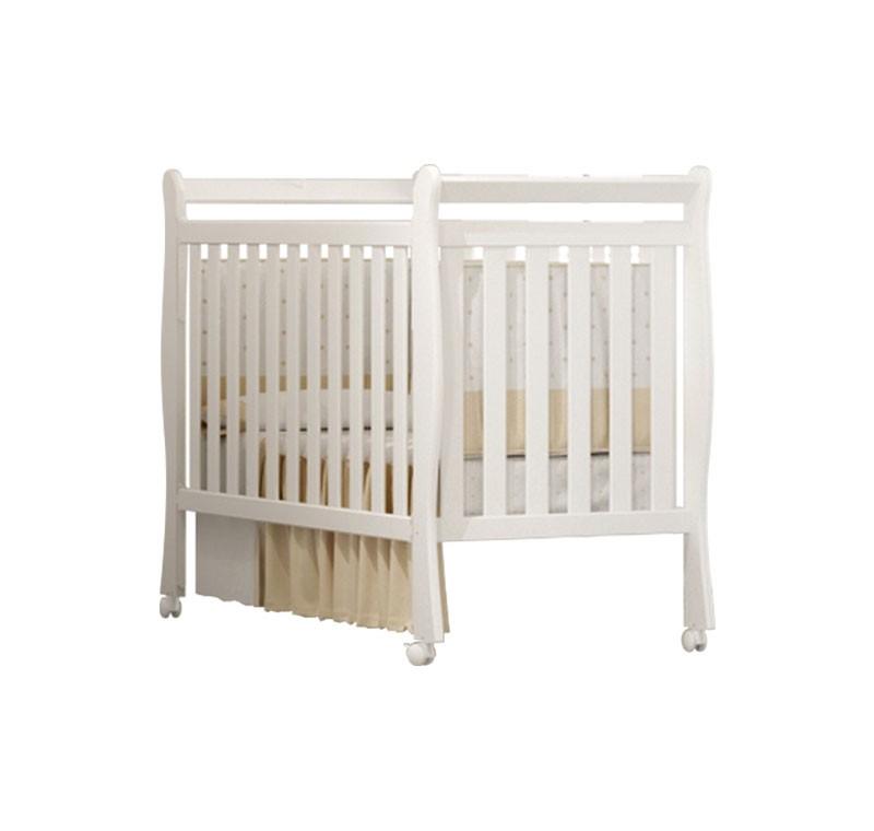 Jogo de Quarto para Bebê Completo Diogo Branco e Branco com Niagara - Imaza Móveis