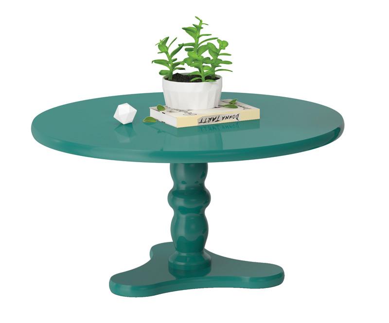 Mesa de Centro Intense Verde - Patrimar Móveis