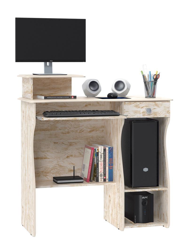 Mesa para Computador Marina Pérola - Patrimar Móveis