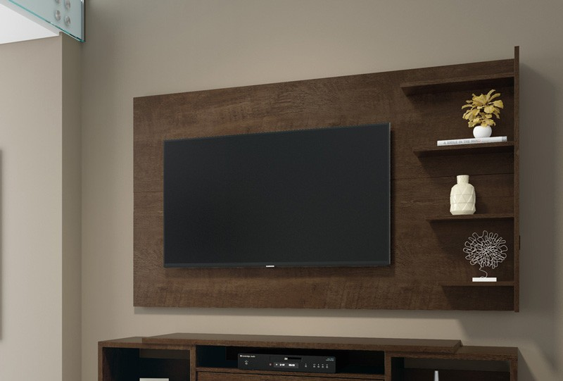 Painel para Tv Chicago Noce - RV Moveis