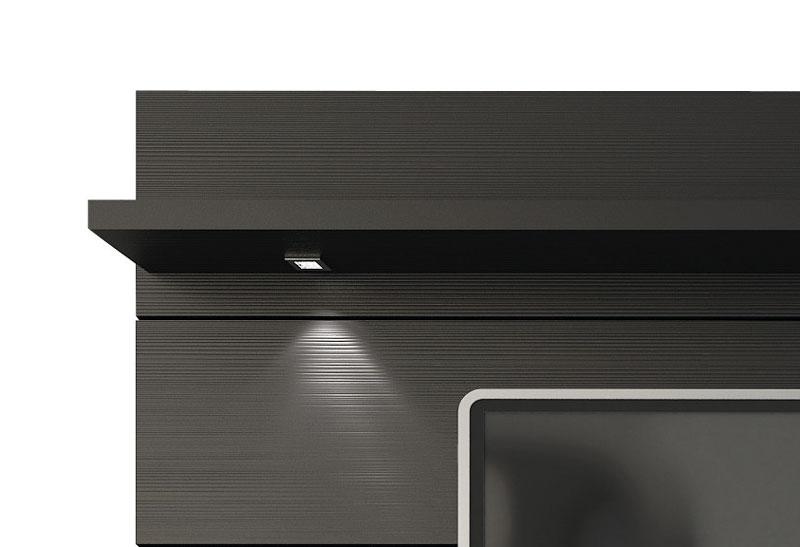 Painel para TV Horizon 2.2 Preto Touch - Moveis Provincia