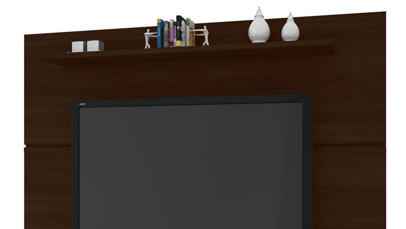 Painel para Tv JB 5000 Imbuia - JB Bechara
