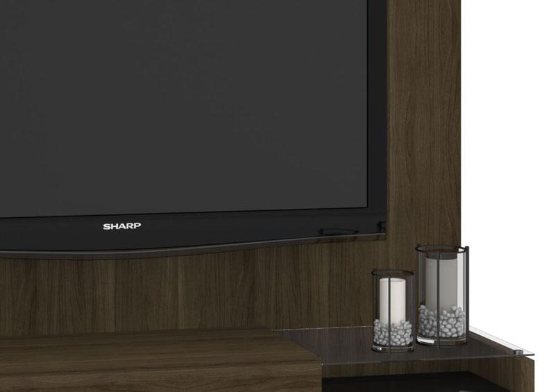 Painel para Tv JB 5004 Teka - JB Bechara