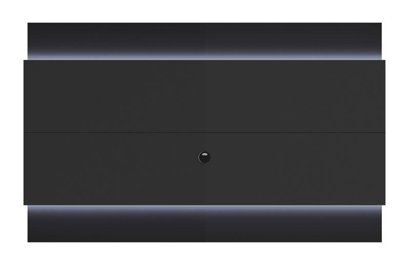 Painel para TV Lincoln Preto Gloss 2.2 - Prov�ncia