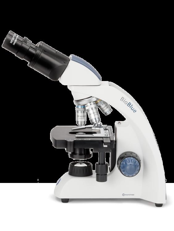 Microscópio binocular BioBlue