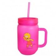 MINI CANECA POTE LISA SIMPSON