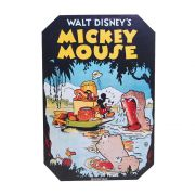 PLACA DECORATIVA MICKEY MOUSE