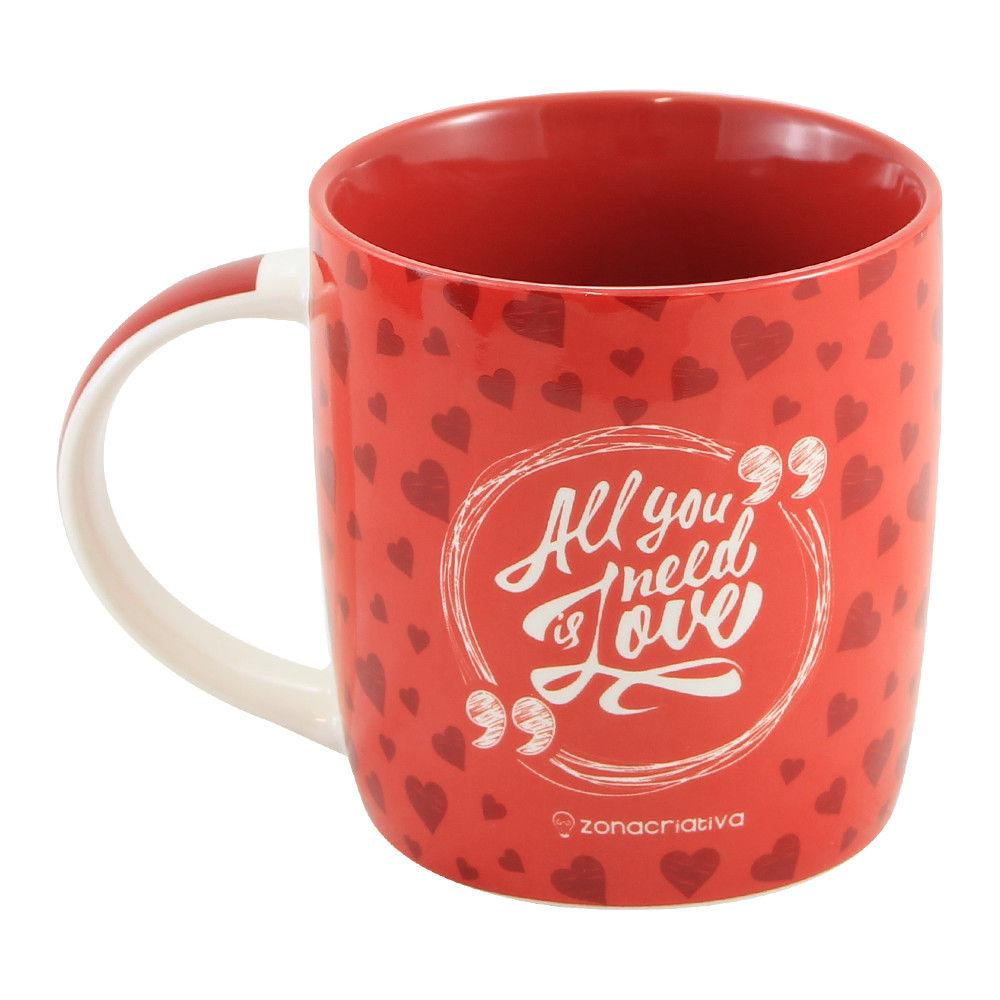 CANECA ALL YOU NEED IS LOVE