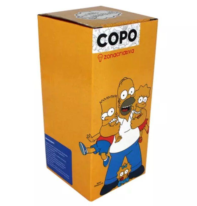 COPO TÉRMICO FAMÍLIA THE SIMPSONS