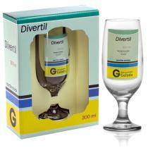 Taça Floripa Divertil + Caixa Presente
