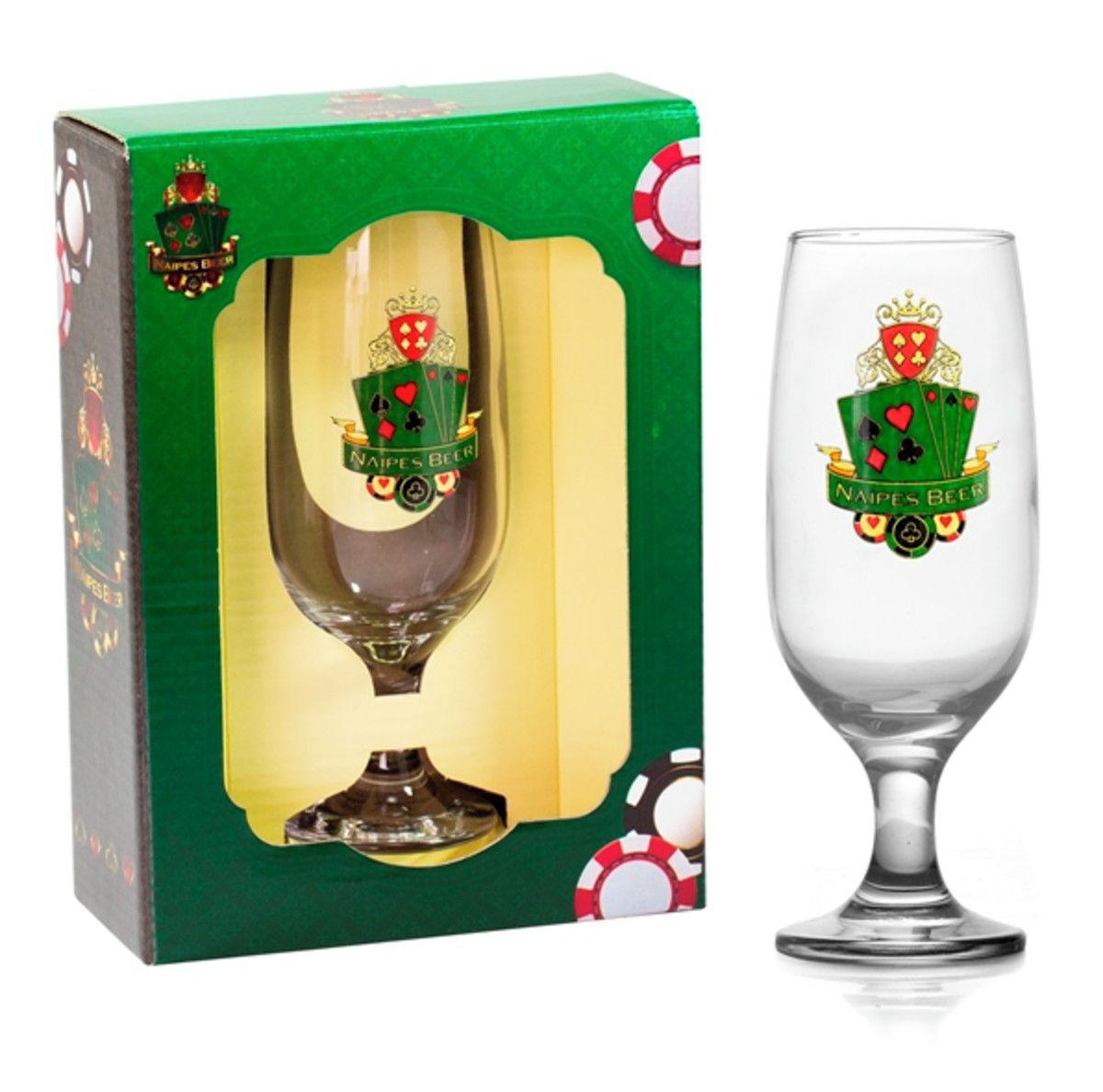 Taça Floripa Naipes na Caixa Presente