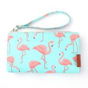 porta-celular MOBS | flamingos