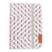 porta-passaporte DAN | cesta cinza-lilás