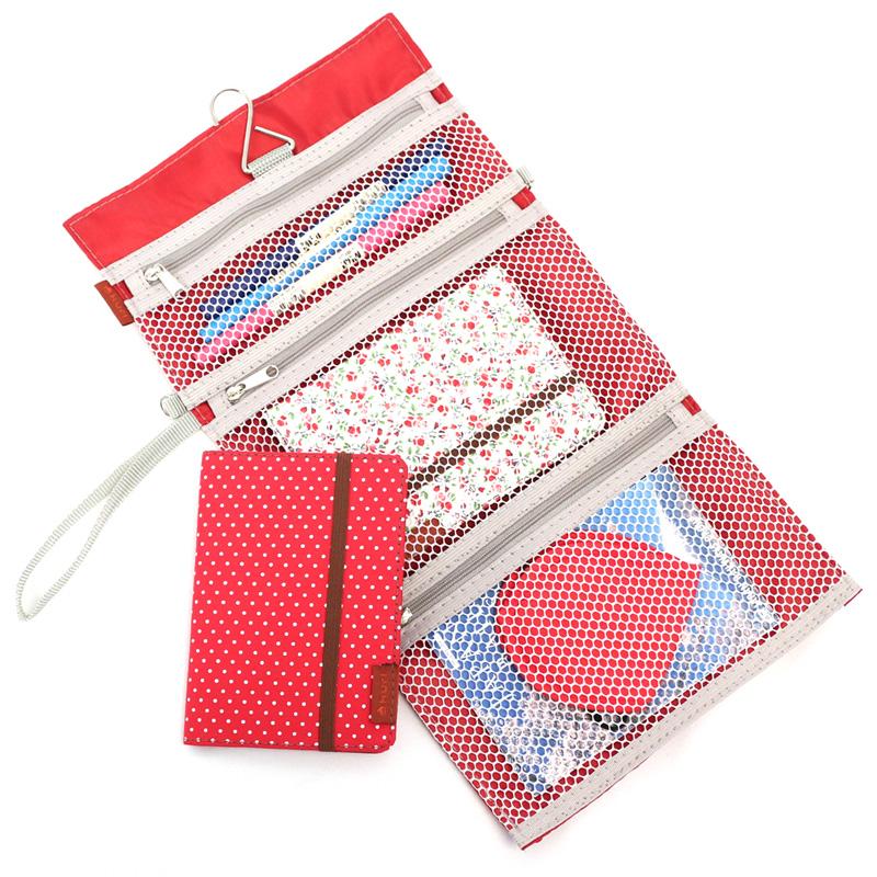 Kit Dia das Mães | organizador de documentos + porta passaporte | de R$ 118 por R$ 99