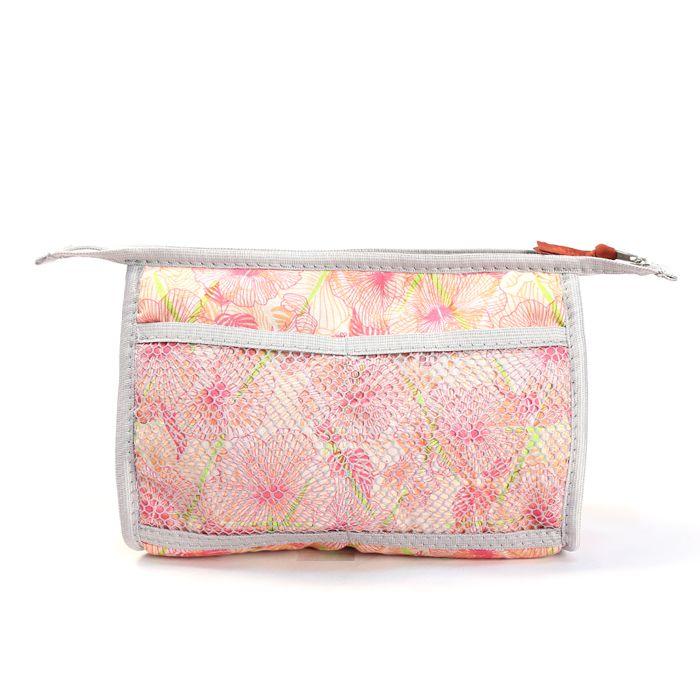 organizador de bolsa UMMA | floral rosa